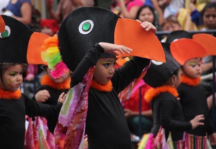 Para este primer día del Carnaval de Mérida se esperan temperaturas calurosas en la entidad. (Archivo/ SIPSE)
