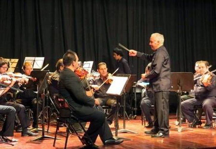 """La Orquesta de Cámara de Mérida tocará """"Grandes Maestros de la Música"""" con invitados especiales. (Milenio Novedades)"""