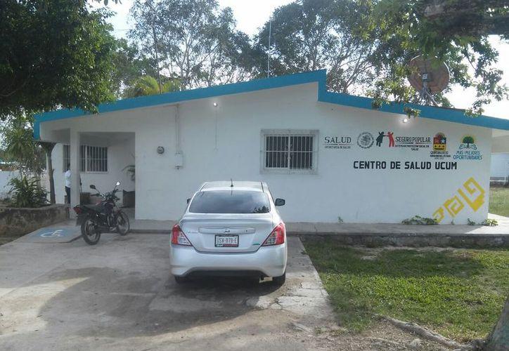 Habitantes de Ucum se dicen maltratados por el personal del centro de salud de la comunidad. (Carlos Castillo/SIPSE)
