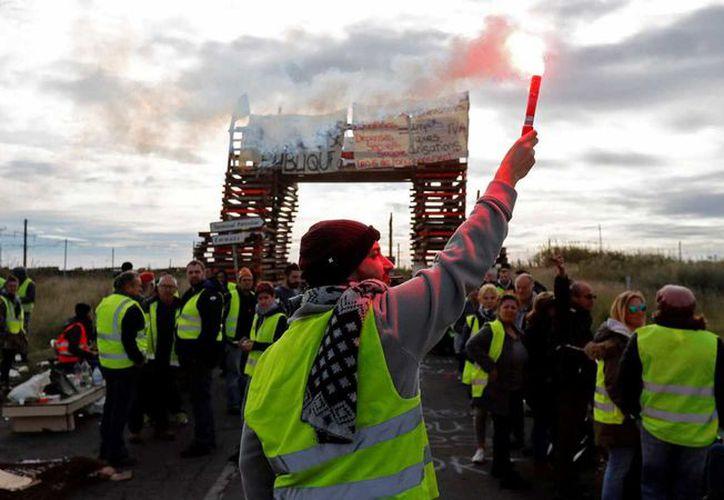 La primera manifestación a nivel nacional reunió a cerca de 300.000 personas.(RTVE.es)