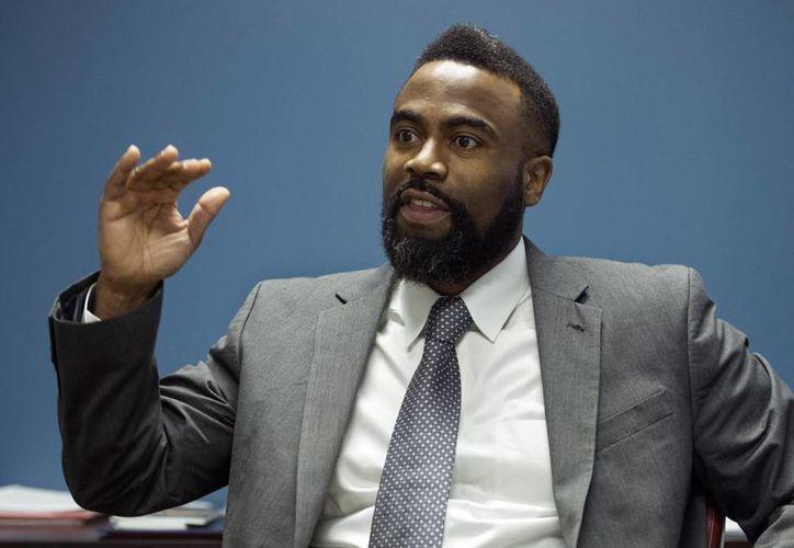 Daryl Atkinson fotografiado durante una entrevista en Washington. (Agencias)