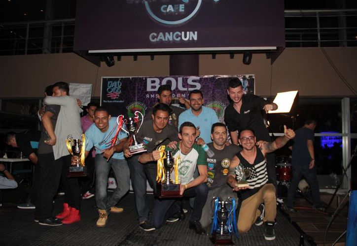 La competencia se realizó en las instalaciones del hotel Hard Rock. (Israel Leal/SIPSE)