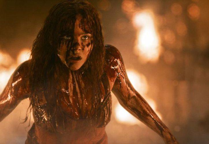"""La nueva versión de """"Carrie"""" estaría más apegada al libro de Stephen King. (Agencias)"""