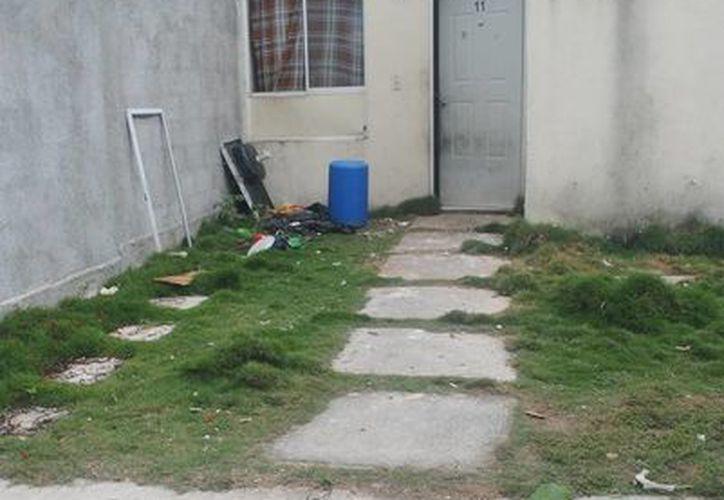 El padre de los menores permitió el acceso de las autoridades a la vivienda para el resguardo de los niños. (Redacción/SIPSE)