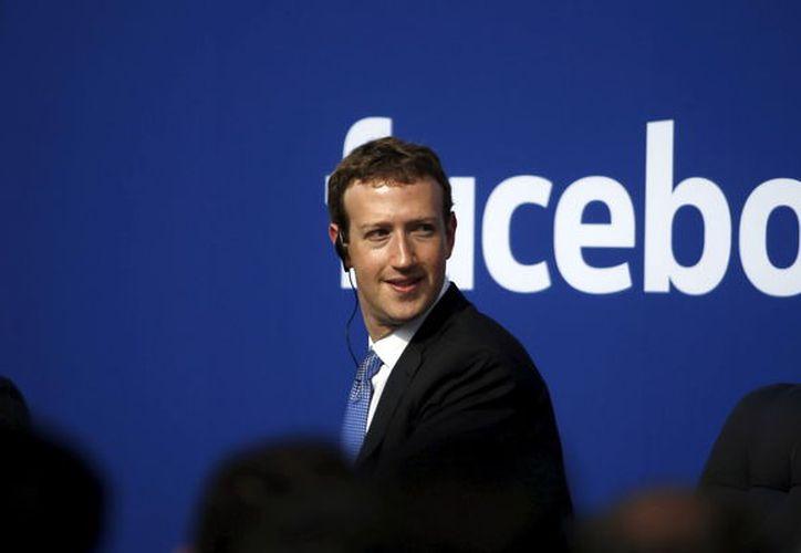 Mark Zuckerberg recibió casi nueve millones de dólares en compensación. (Foto: Contexto)