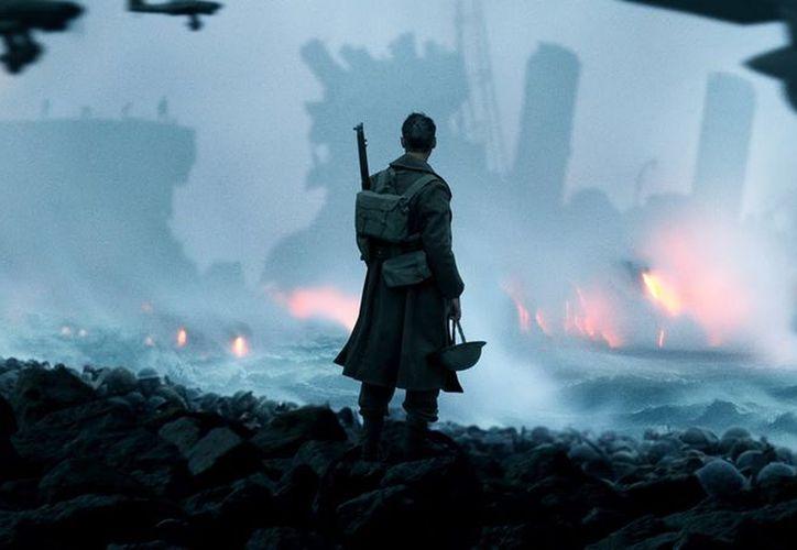 La película de guerra Dunkirk dominó las taquillas en Estados Unidos y Canadá. (YouTube).
