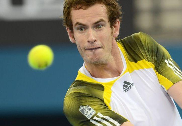 Murray accedió fácilmente a la final tras el retiro de Kei Nishikori por lesión. (Foto: Agencias)