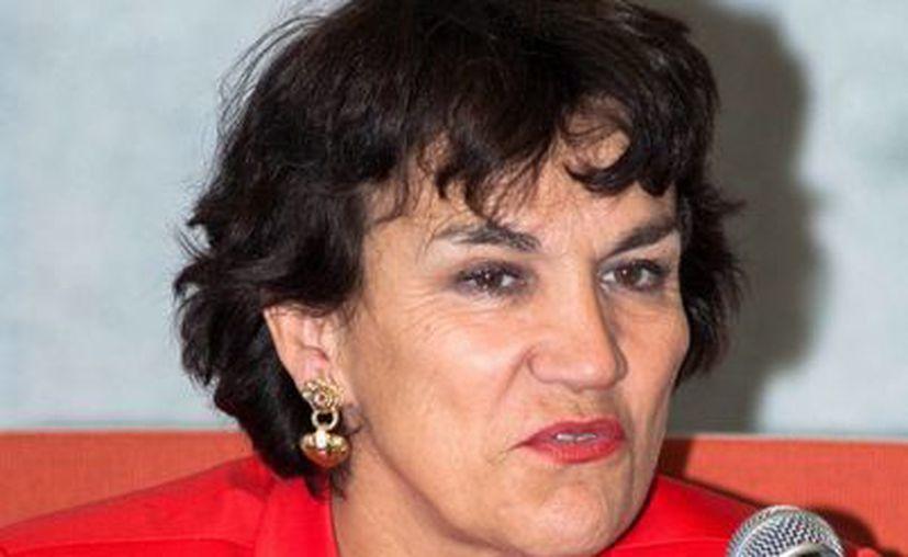 La embajadora de Francia en México, Elisabeth Beton Delégue. (Agencias)