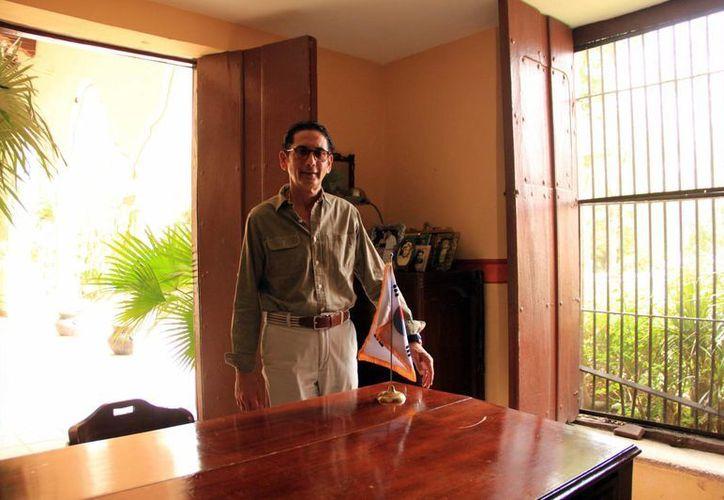 El cónsul honorario de Corea, José Aristi Arcila. (Milenio Novedades)