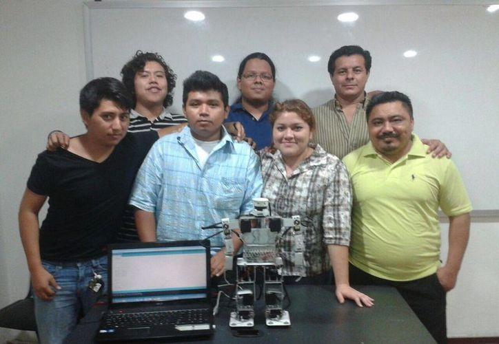 Estudiantes de ingeniería en Sistemas Computacionales. (Sergio Orozco/SIPSE)