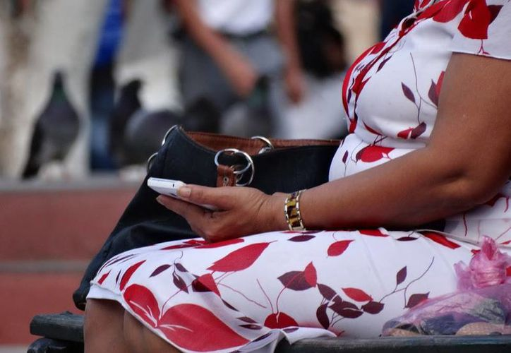 La telefonía celular es el servicio que mayor aceptación ha encontrado entre la población en general. (Christian Coquet/SIPSE)