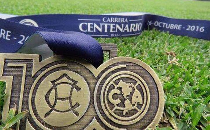 La carrera se celebrará el próximo 16 de octubre, iniciando en el Estadio Azteca y continuará por diversas calles conocidas de la Ciudad de México.(Club América)