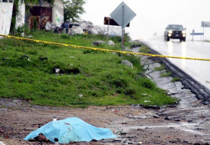 En Torreón ocurre casi la mitad de los asesinatos en el estado de Coahuila. (Imagen de contexto/Archivo/SIPSE)