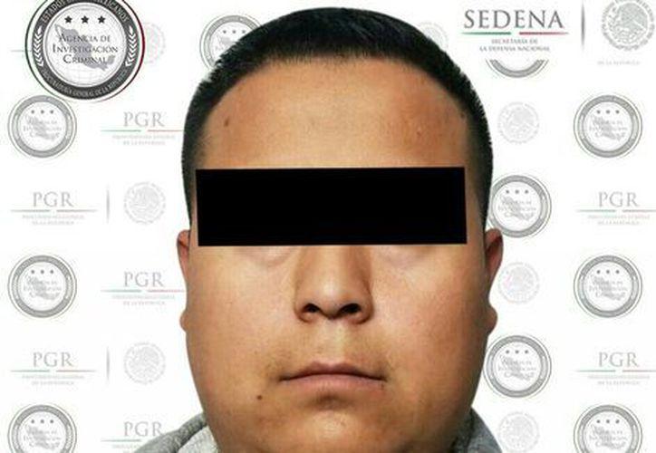 """Josué Iván Torres González, """"El Chango"""", participa con el cártel de Sinaloa. (milenio.com)"""