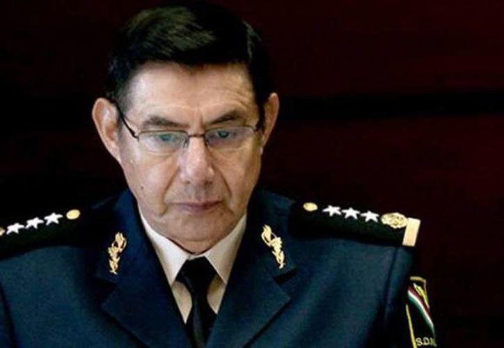 José Gerardo Ortega Maya fue torturado  para que declarara contra el general Tomás Ángeles Dauahare (foto). (Archivo SIPSE)