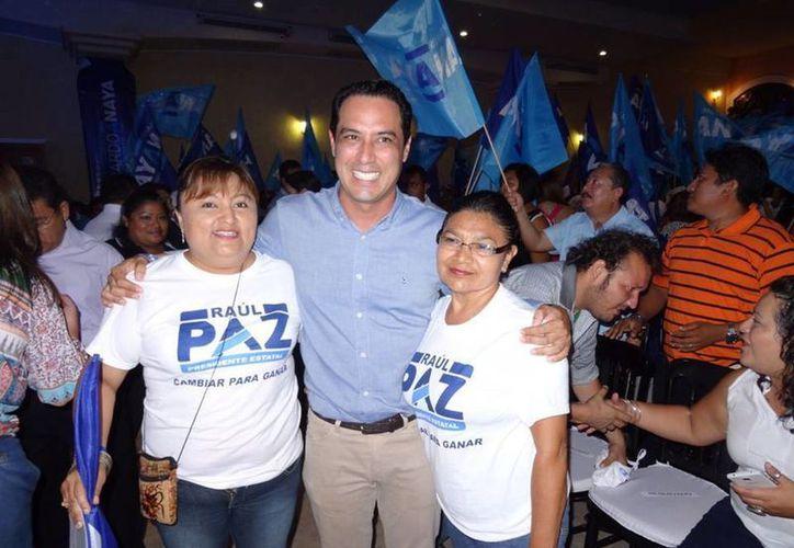(Facebook/Raúl Paz Alonzo)
