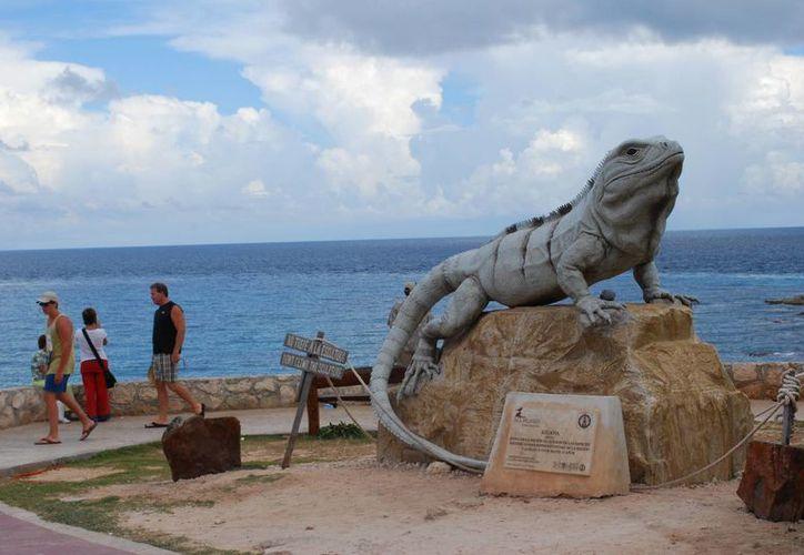 Este destino turístico ofrece tranquilidad a los visitantes. (Tomás Álvarez/SIPSE)