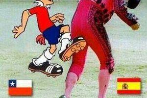 Los memes de la descalificación de España
