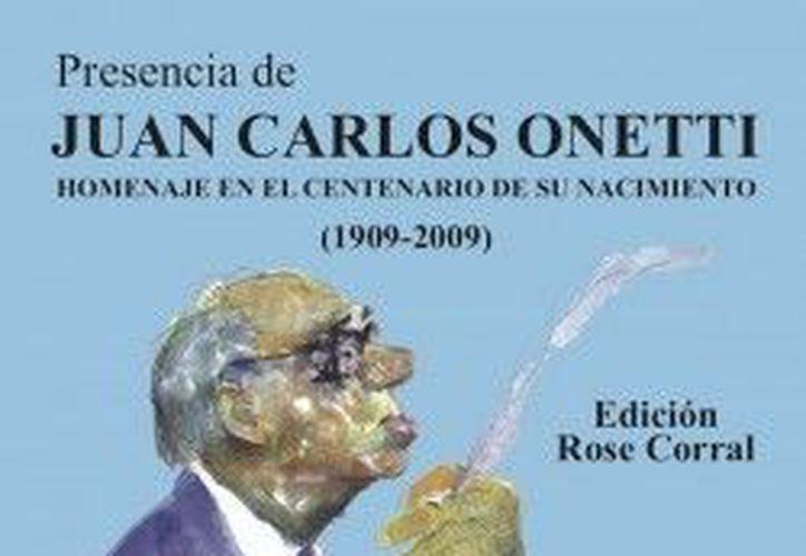 El centenario de Juan Carlos Onetti se cumplió en 2009. (colmex.com)