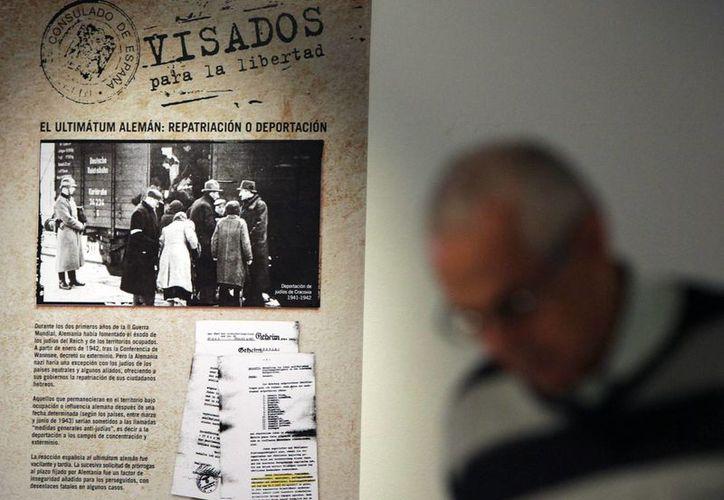 Los recursos para la compensación a los sobrevivientes del Holocausto nazi serán distribuidos en tres categorías. (EFE)