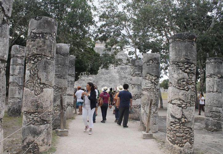 Las zonas arqueológicas de la cultura maya serán la parte atractiva del proyecto Mundo Maya. (Israel Leal/SIPSE)