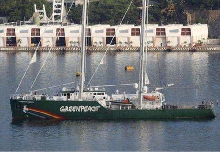 El apagón organizado por Greenpeace es para este sábado de las 21:00 horas a las 21:15. (Milenio)