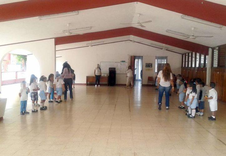 Los menores adquieren habilidades que les permiten su desarrollo social. (Tomás Álvarez/SIPSE)