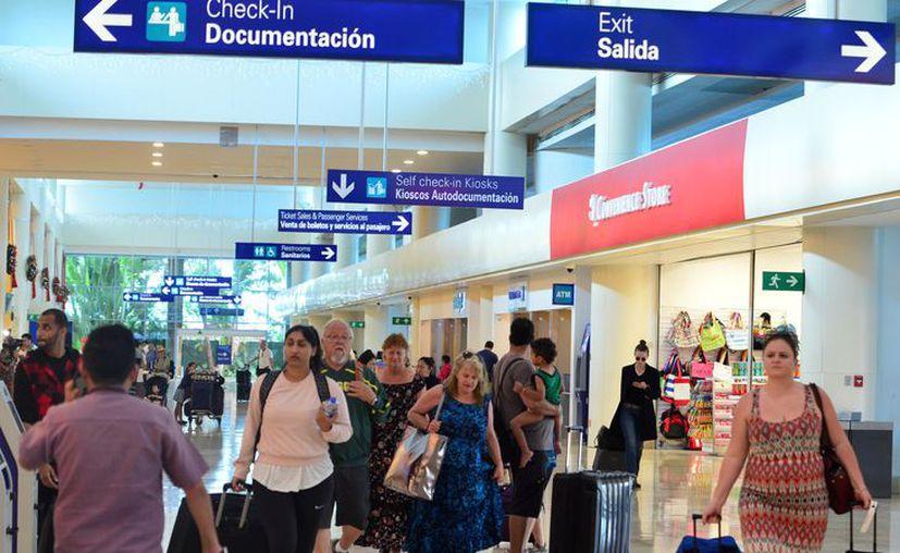 Algunos hoteleros incrementaron tarifas en el Cancún Travel Mart. (Alejandro García/SIPSE)