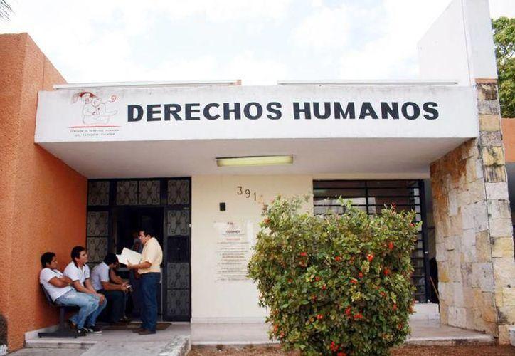 La Comisión de Derechos Humanos del Estado (Codhey) trabaja en una estrategia para combatir la discriminación en la entidad. (SIPSE)