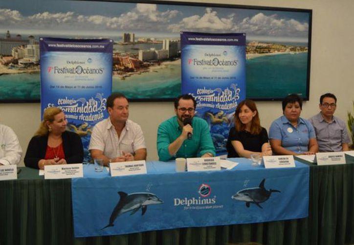 El festival con fines ecológicos tendrá como sedes Cancún, Playa del Carmen, y Puerto Morelos. ( Luis Soto/SIPSE)