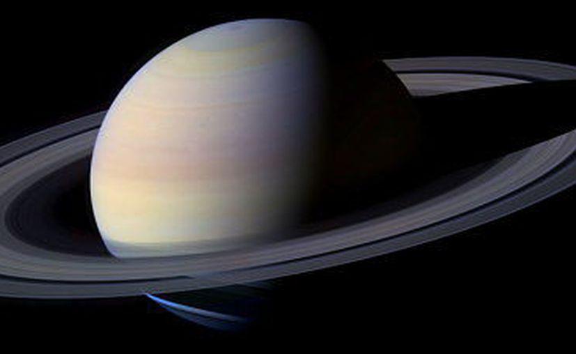 La misión de Cassini concluirá el próximo 15 de septiembre. (Astromía)