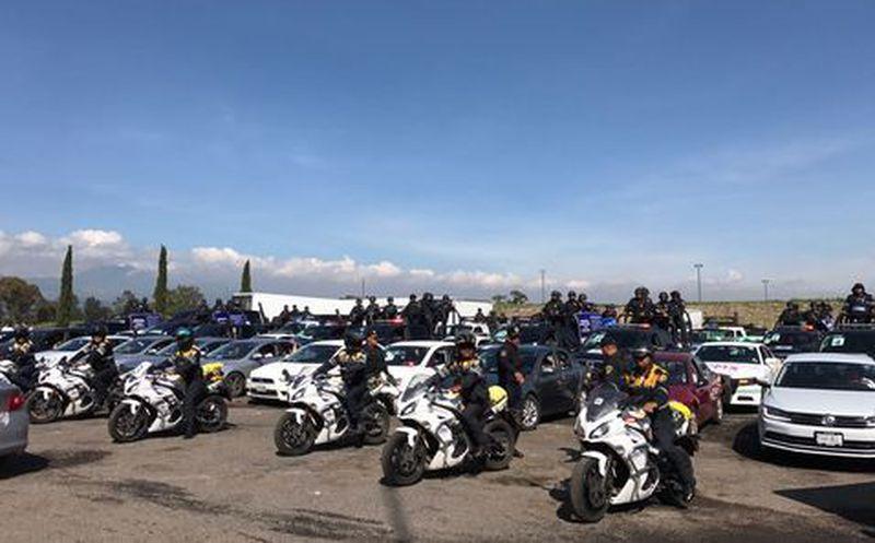 Despliegan a mil 200 elementos de seguridad y protección civil en Tláhuac