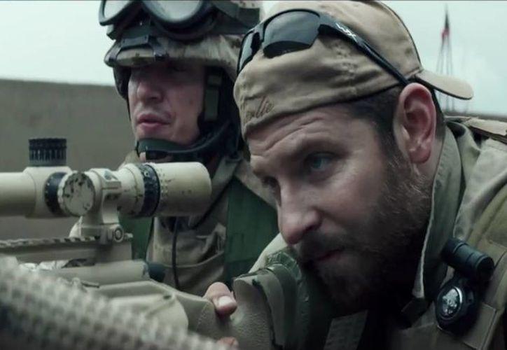 Bradley Cooper es el protagonista de la película 'American sniper', que este jueves se estrena en Estados Unidos. (washingtonpost.com)
