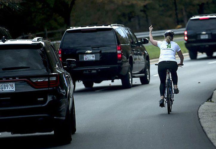 En la empresa, la acusaron de violar el código de conducta. (Foto: AFP)