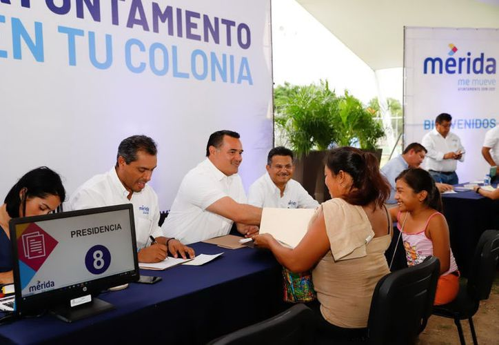 Instalan mesa de atención encabezada por el Presidente Municipal de Mérida, Renán Barrera Concha. (Novedades Yucatán)