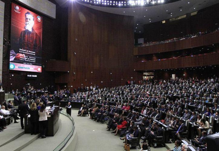 Las entidades que ejercen mayor presupuesto en sus congresos son: la Ciudad de México, Baja California, Estado de México, Sonora y Jalisco. (Archivo/Notimex)
