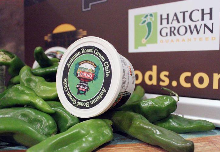 El comercio de chile aporta unos 400 millones de dólares a la economía del estado de Nuevo México. (AP)