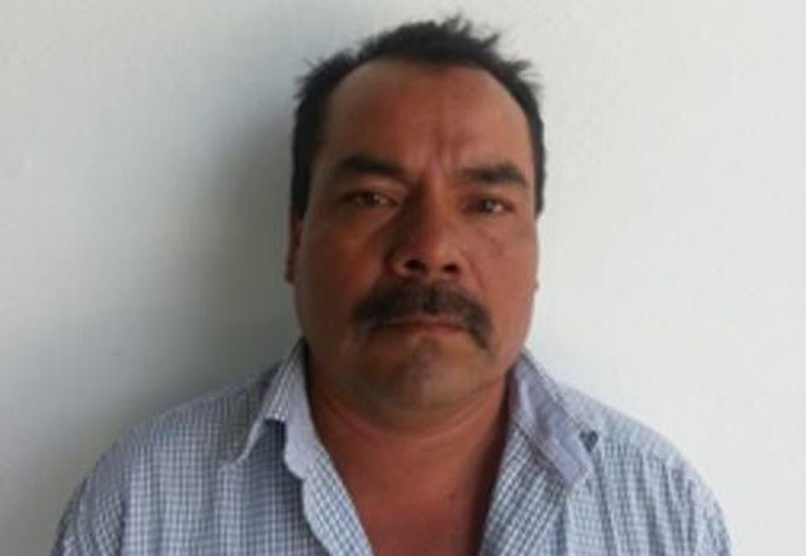 Faustino Gómez Hernández. (Oscar Rodríguez/Milenio)