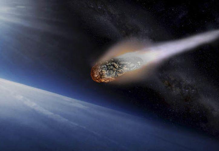 La NASA también estimó que no presentaba ningún riesgo para el planeta Tierra. (History)