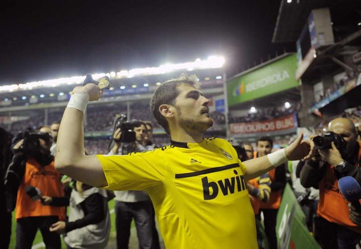 Iker no juega de titular en la Liga de España desde enero de 2013. (Foto: Agencias)