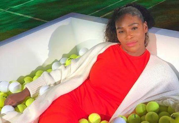 El regreso a las canchas de tenis de quien fuera la número uno del mundo parece estar programado para el Premier de Roma. (Instagram)