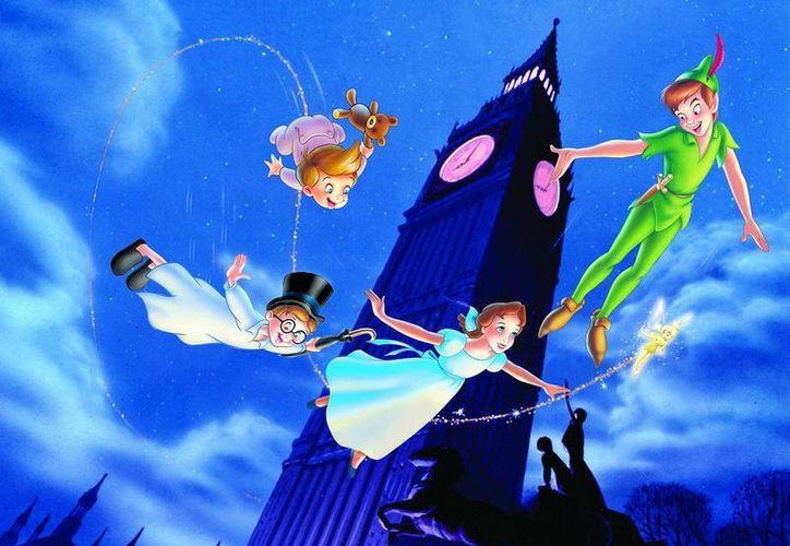 Peter Pan es un niño que nunca crece, por ello el síndrome que lleva su nombre afecta a hombres y se caracteriza por la inmadurez social y emocional.  (DisneyThemes.com)
