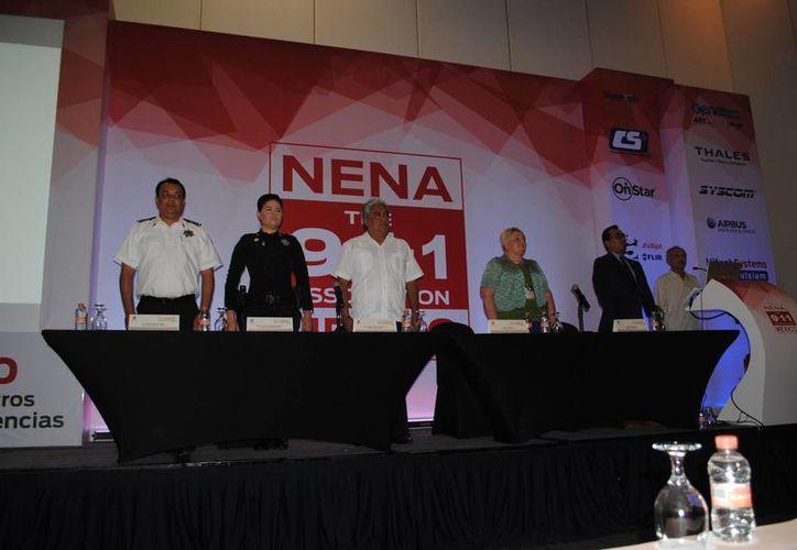 El noveno Congreso de Internacional del Centro de Atención de Emergencias se realiza en Cancún. (Eric Galindo/SIPSE)