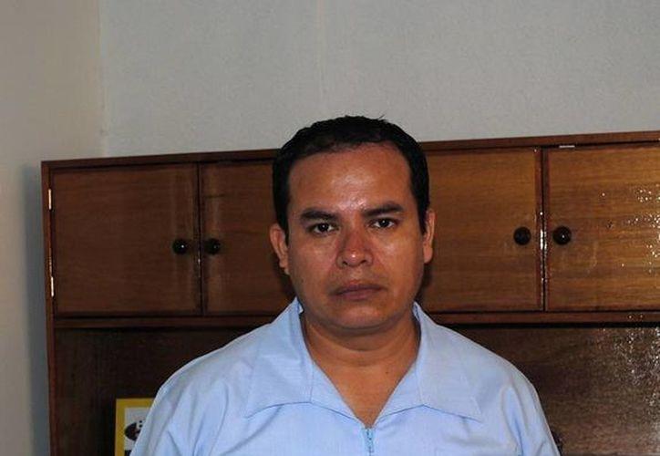 Nuevo Jefe de la Jurisdicción Sanitaria Número 2, doctor Jorge Gutiérrez Contreras. (Redacción/SIPSE)