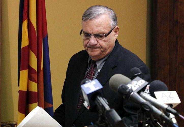 Salieron caras al Estado de Arizona las políticas racistas del sheriff Joe Arpaio. (Agencias)