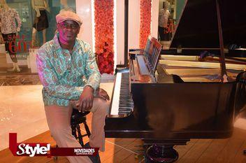 Presentación especial de jazz con Ola Onabule