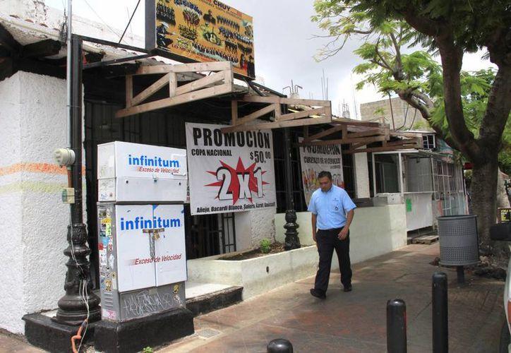 Cancunenses y turistas pueden disfrutar de cada uno de los negocios. (Tomás Álvarez/SIPSE)