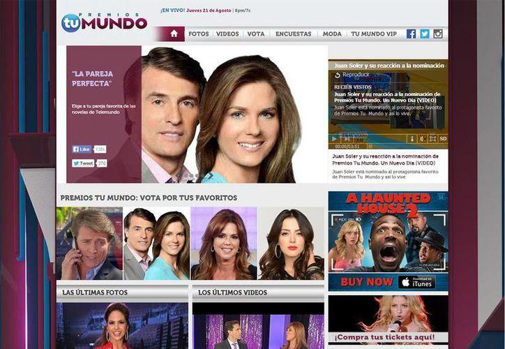 La tercera entrega de los galardones de la cadena Telemundo está programada para el próximo 21 de agosto en el American Airlines Arena de Miami. (msnlatino.telemundo.com)
