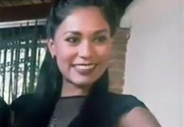 Maribel Barajas era la candidata del Partido Verde. (Imagen Noticias)