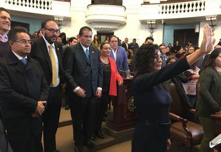 Se desempeñó como procuradora de la Defensa del Trabajo en en la CDMX. (Foto:  Milenio)